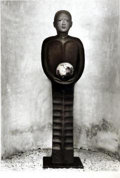 """""""L'Unité""""  Sculpture de Marie Mathias"""